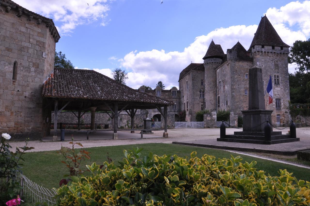 Saint Jean de Côle - Château de la Marthonie