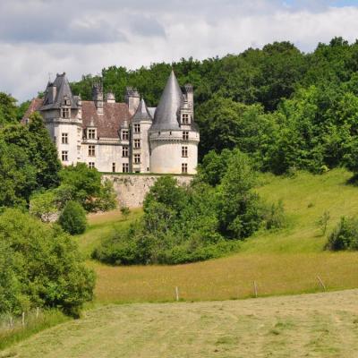Villars - Château de Puyguilhem